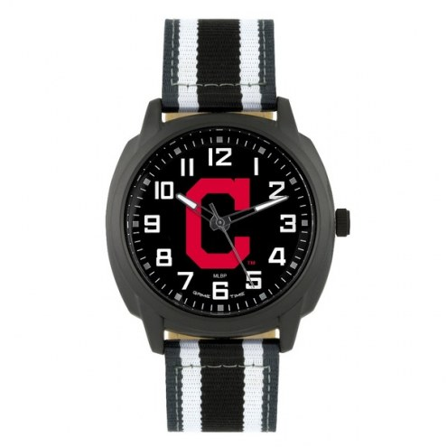 Cleveland Indians Men's Ice Watch