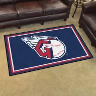Cleveland Indians MLB 4' x 6' Area Rug