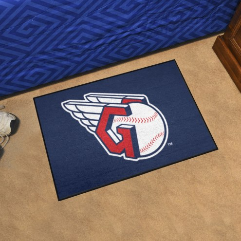 Cleveland Indians MLB Starter Rug