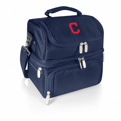 Cleveland Indians Navy Pranzo Insulated Lunch Box