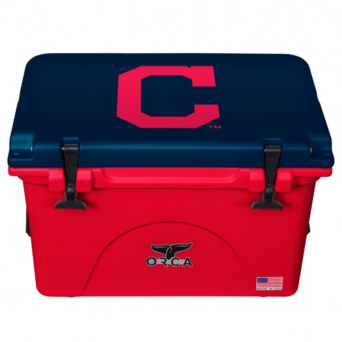 Cleveland Indians ORCA 40 Quart Cooler