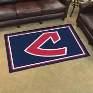 Cleveland Indians 4' x 6' Area Rug