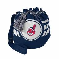 Cleveland Indians Ripple Drawstring Bucket Bag