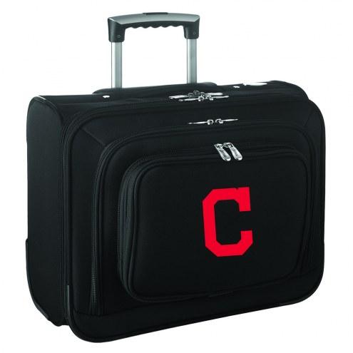Cleveland Indians Rolling Laptop Overnighter Bag