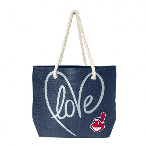 Cleveland Indians Rope Tote