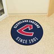 Cleveland Indians Roundel Mat