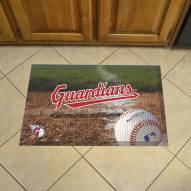 Cleveland Indians Scraper Door Mat