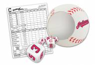 Cleveland Indians Shake N' Score Travel Dice Game