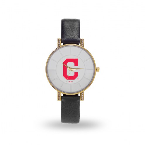 Cleveland Indians Sparo Women's Lunar Watch
