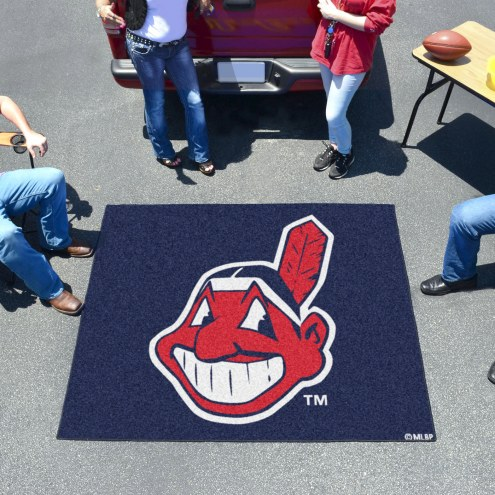 Cleveland Indians Tailgate Mat