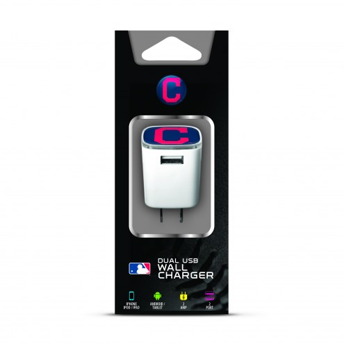 Cleveland Indians USB Wall Charger