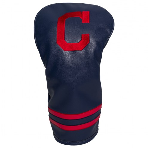 Cleveland Indians Vintage Golf Driver Headcover