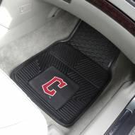 Cleveland Indians Vinyl 2-Piece Car Floor Mats