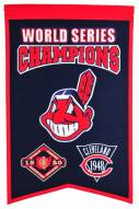 Cleveland Indians Champs Banner