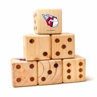 Cleveland Indians Yard Dice