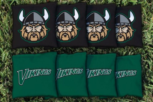 Cleveland State Vikings Cornhole Bag Set