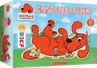 Clifford At the Beach 36 Piece Shaped Floor Puzzle