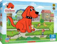 Clifford Town Square 24 Piece Puzzle