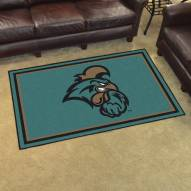 Coastal Carolina Chanticleers 4' x 6' Area Rug