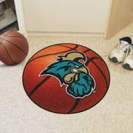Coastal Carolina Chanticleers Basketball Mat