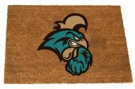 Coastal Carolina Chanticleers Colored Logo Door Mat
