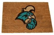 Coastal Carolina Chanticleers Colored Logo Door Mat