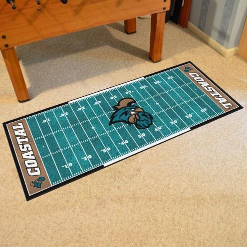 Coastal Carolina Chanticleers Football Field Runner Rug