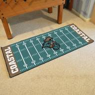 Coastal Carolina Chanticleers Football Field Runner Rug