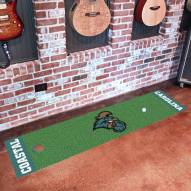 Coastal Carolina Chanticleers Golf Putting Green Mat