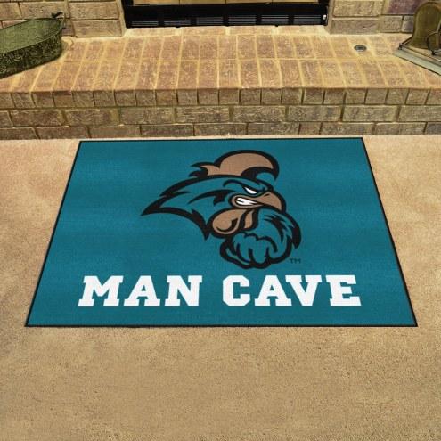 Coastal Carolina Chanticleers Man Cave All-Star Rug
