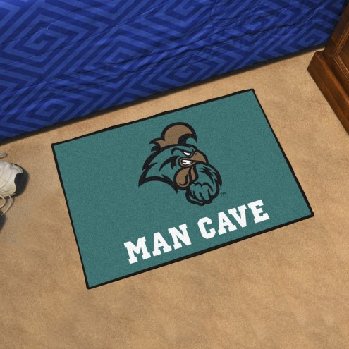 Coastal Carolina Chanticleers Man Cave Starter Mat