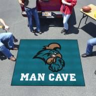 Coastal Carolina Chanticleers Man Cave Tailgate Mat