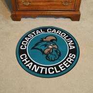 Coastal Carolina Chanticleers Rounded Mat
