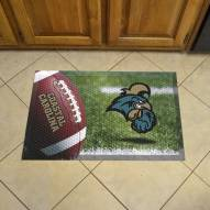 Coastal Carolina Chanticleers Scraper Door Mat