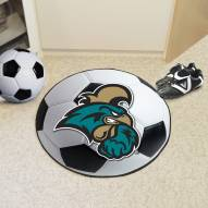 Coastal Carolina Chanticleers Soccer Ball Mat