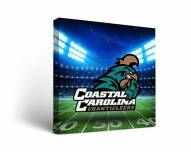 Coastal Carolina Chanticleers Stadium Canvas Wall Art