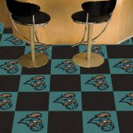 Coastal Carolina Chanticleers Team Carpet Tiles