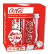 Coca-Cola Shake It Up Travel Dice Game