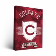 Colgate Raiders Banner Canvas Wall Art