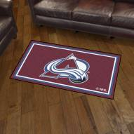 Colorado Avalanche 3' x 5' Area Rug