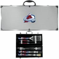Colorado Avalanche 8 Piece Tailgater BBQ Set