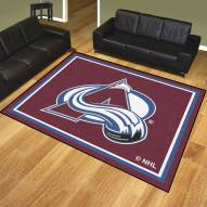 Colorado Avalanche 8' x 10' Area Rug