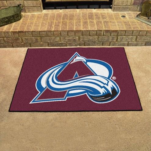 Colorado Avalanche All-Star Mat