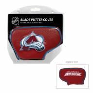 Colorado Avalanche Blade Putter Headcover