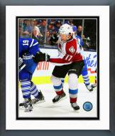 Colorado Avalanche Brad Stuart Action Framed Photo