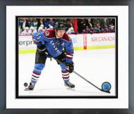 Colorado Avalanche Cody McLeod Action Framed Photo