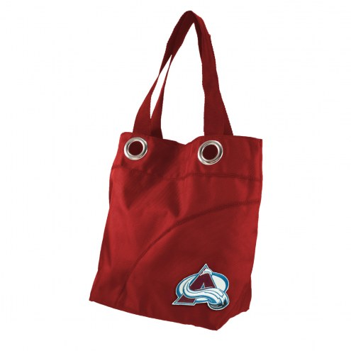 Colorado Avalanche Color Sheen Tote Bag