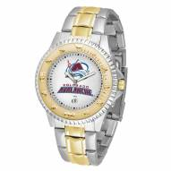 Colorado Avalanche Competitor Two-Tone Men's Watch