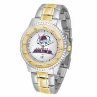 Colorado Avalanche Competitor Two-Tone Men's Watch