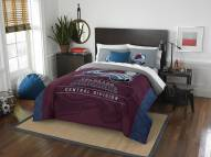 Colorado Avalanche Draft Full/Queen Comforter Set